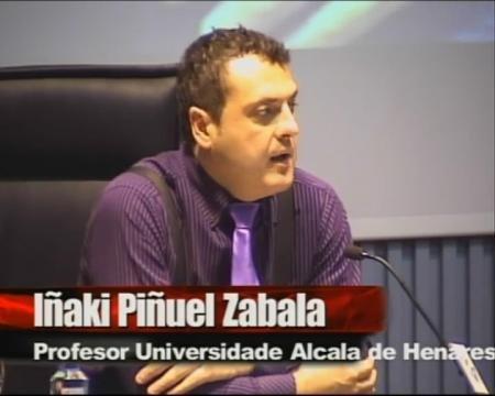 lñaki Piñuel Zabala. - I Foro sobre Empleo Público